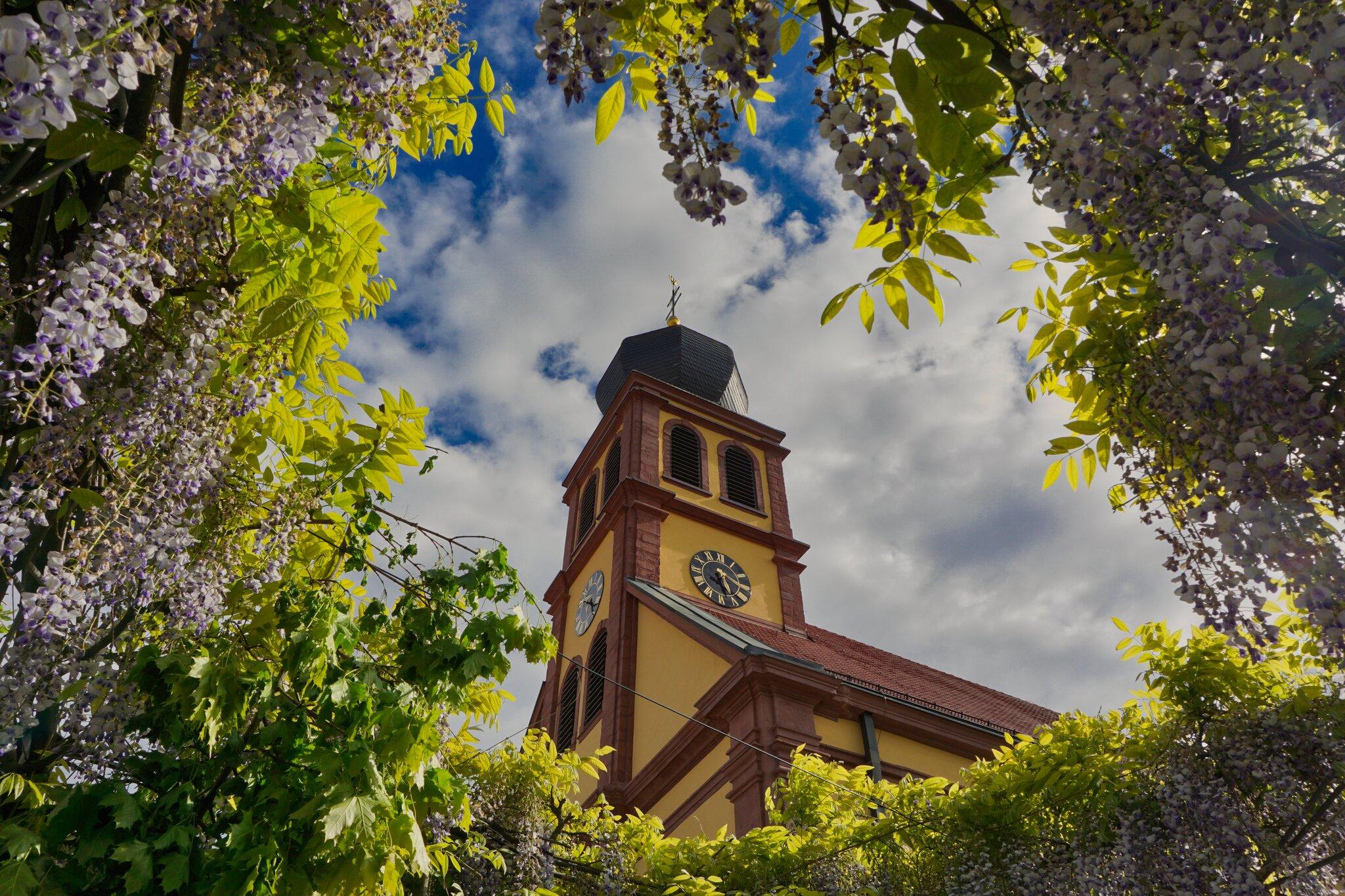 Kirche-St-Michael-Hagenbach